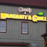 Chucks Margaritaville - Front LitChannel Letter