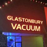 Glasstonbury Vacuum - Front LitChannel Letter